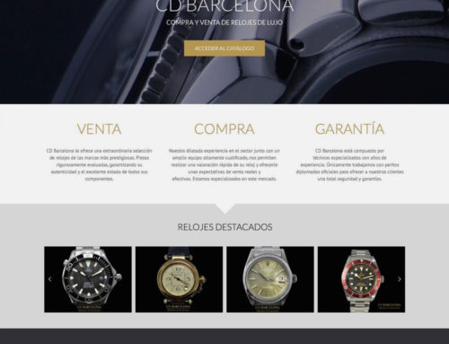CDBarcelona Watches & Diamonds